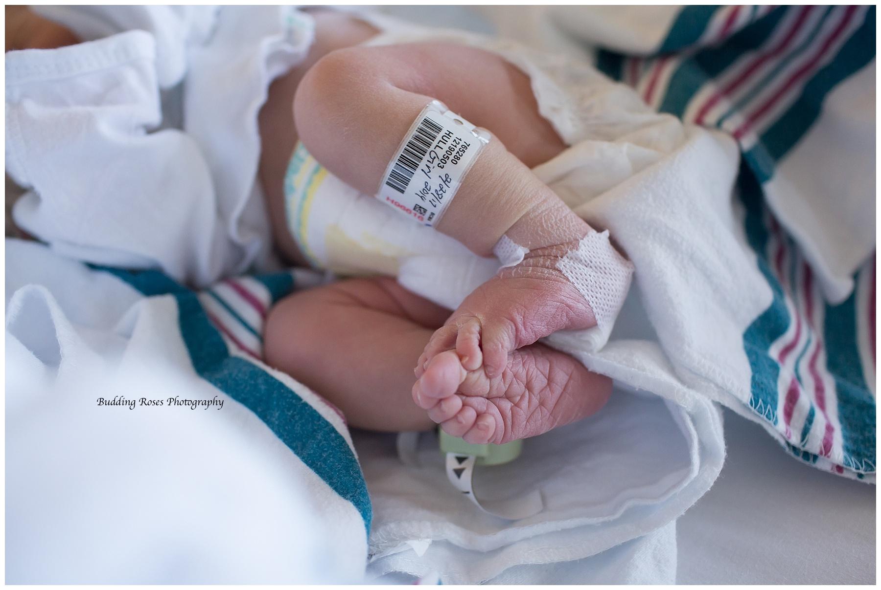 Fresh 48, newborn baby picture, hunterdon medical center flemington nj