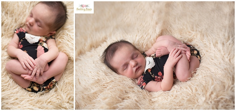 Princeton nj newborn session